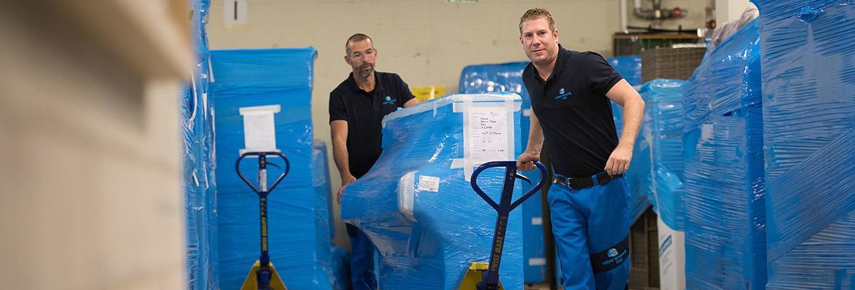 Sie möchten Ihre Möbel und Güter zwischenlagern? Wir finden eine passende Lösung für Sie.